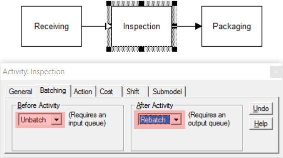 Processing Individual Entities from a Batch