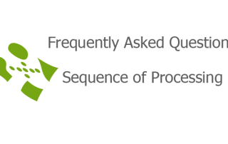 Sequence of Processing