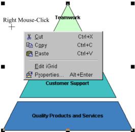 Pyramid Settings