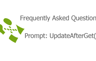 Prompt: UpdateAfterGet()