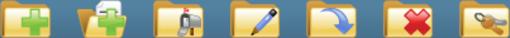 Folder Options for Folder in ProcessManager