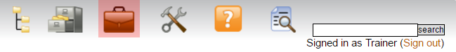 my account icon processmanager