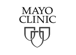 Client Mayo Clinic Grayscale image