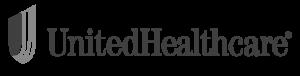Client UnitedHealthcare Grayscale image
