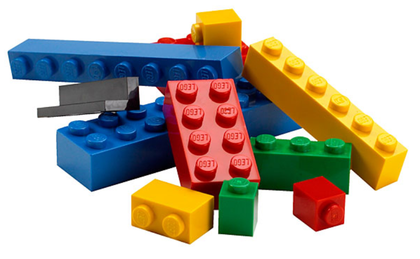 Lego's for Model Building – Model Objects • ProcessModel