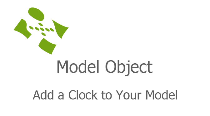 Add a Clock to Your Model