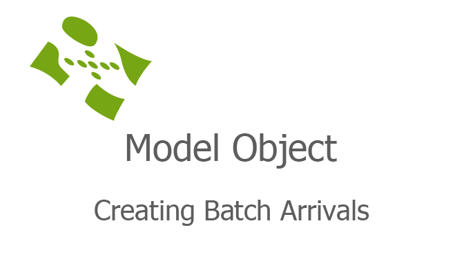 Creating Batch Arrivals