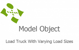 Load Truck With Varying Load Sizes
