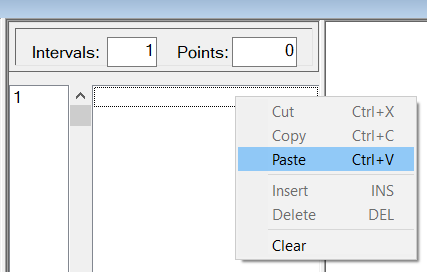 Paste in Stat-Fit