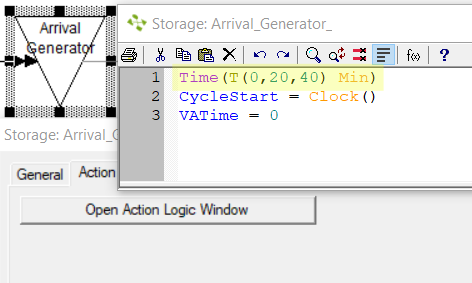 update action logic in Early, on time, or late