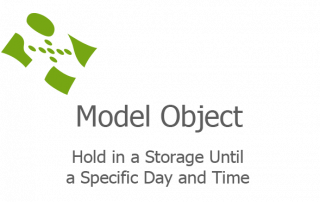 Hold in a Storage Until a Specific Day and Time