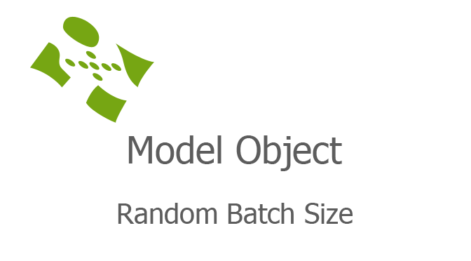 Random Batch Size fi