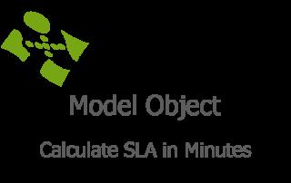 Calculate SLA in Minutes
