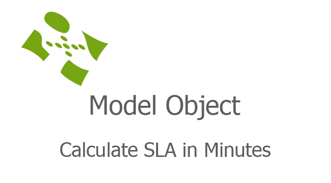 Calculate SLA in Minutes