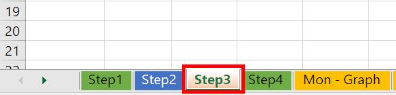 VAO Schedule Planner workbook 10