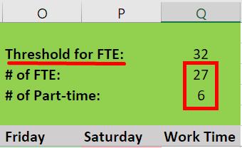 VAO Schedule Planner workbook 5