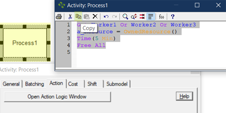 copy process1 logic in Get the Same Resource Later