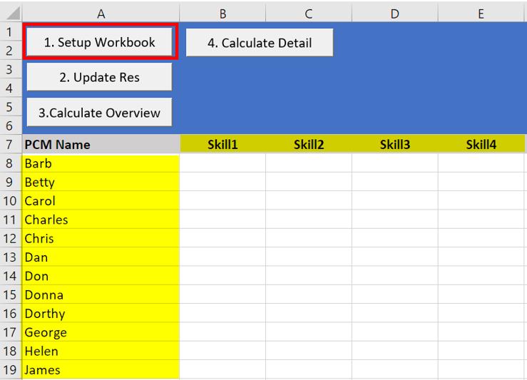 Skills Matrix Optimizer graph 25