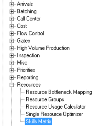Skills Matrix Optimizer graph 3
