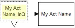 change input queue name in Res Action logic in Input Queue